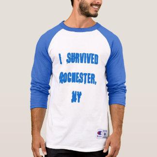 Ich überlebte Rochester, NY T-Shirt