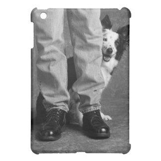 Ich und mein Schatten - Collie-Hund iPad Mini Hülle