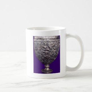 Ich unterrichte altes englisches und alles, das kaffeetasse