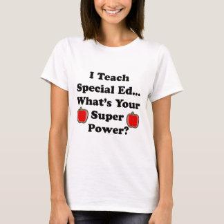 Ich unterrichte speziellen Ed T-Shirt