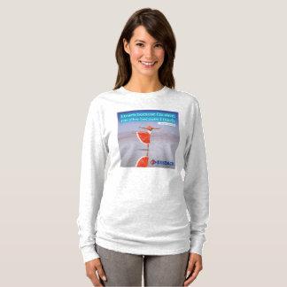 Ich unterrichte, weil ich… sleeve lang T-Shirt