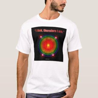 Ich verbinde, deshalb ich Am. T-Shirt