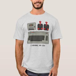 Ich verehre mein C64! Flottenadmiral 64 des T - T-Shirt