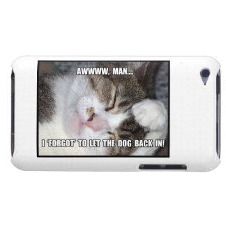 Ich vergaß den Hund Case-Mate iPod Touch Hülle