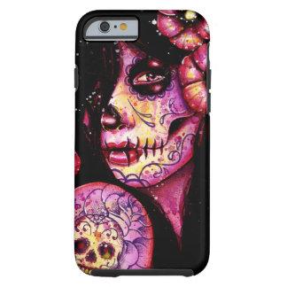 Ich vergesse nie Tag des toten Mädchens Tough iPhone 6 Hülle
