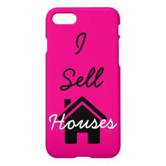 Ich verkaufe Haus-Grundstücksmakler-Handyfall iPhone 8/7 Hülle