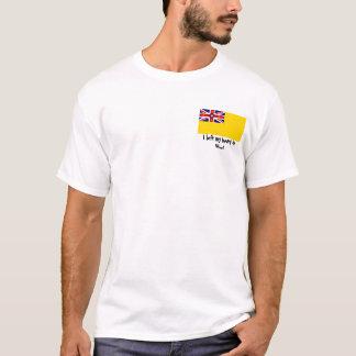 Ich verließ mein Herz in Niue! T-Stück T-Shirt