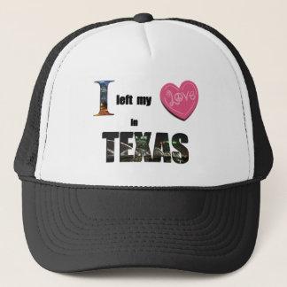 Ich verließ mein Herz in Texas - Truckerkappe