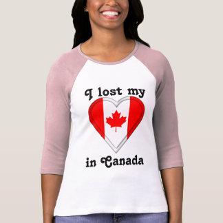 Ich verlor mein Herz in Kanada T-Shirt