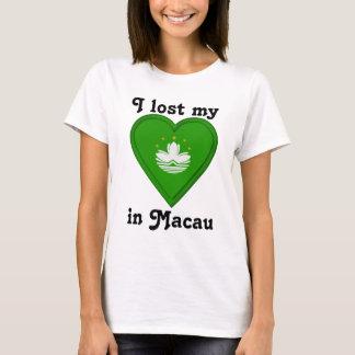 Ich verlor mein Herz in Macao T-Shirt