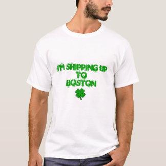 Ich versende bis zu Boston T-Shirt