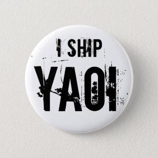 Ich versende Yaoi Knopf Runder Button 5,1 Cm