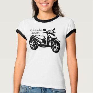 Ich vielmehr Scooting T-Shirt