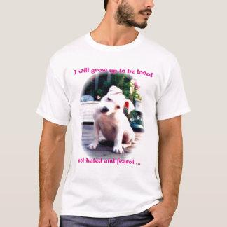 Ich wachse… auf T-Shirt