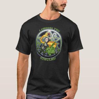 Ich wähle Cthulhu: Grün T-Shirt
