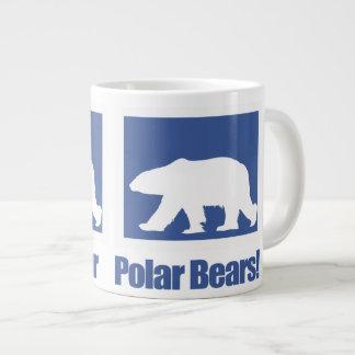 Ich wähle für polare Bären - Tasse