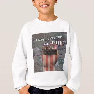 ich wähle sweatshirt