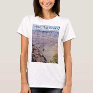 Ich wanderte den Grand Canyon T-Shirt