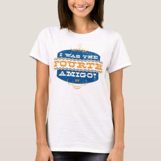 Ich war der vierte Freund! T-Shirt