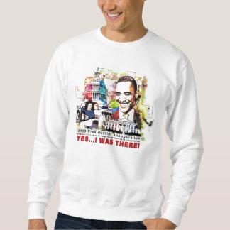 Ich war dort für das Einweihungs-Sweatshirt Sweatshirt