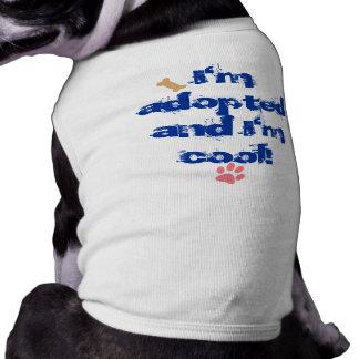 Ich werde adoptiert T-Shirt