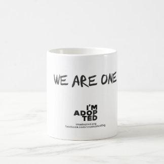 Ich werde adoptiert - wir sind eine Tasse