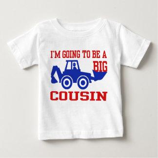 Ich werde ein großer Cousin sein Baby T-shirt