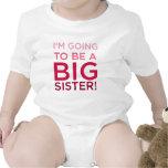 Ich werde eine große Schwester sein