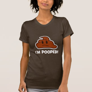 Ich werde gekackt T-Shirt