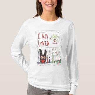 ICH WERDE GELIEBT T-Shirt