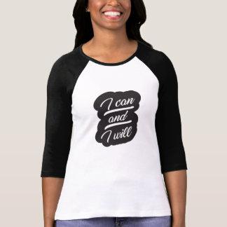 Ich werde ich muss T-Shirt