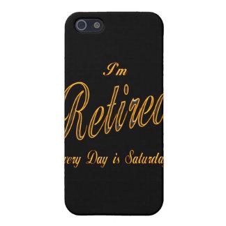 Ich werde jeden Tag bin Samstag ylw zurückgezogen iPhone 5 Hüllen