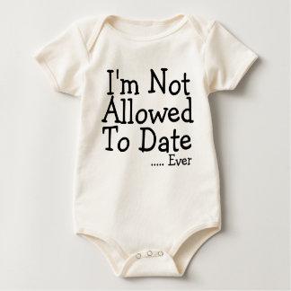 Ich werde nicht bis jetzt - überhaupt erlaubt baby strampler