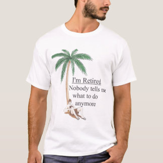 Ich werde zurückgezogen T-Shirt