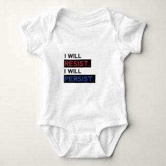 Ich widersetze mich mir fortbestehe politisches babybody