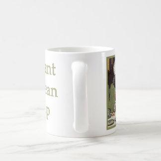 Ich will eine saubere Schale (Version 2) Kaffeetasse