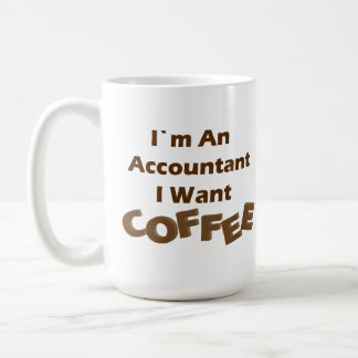 Ich will Kaffee Kaffeetasse