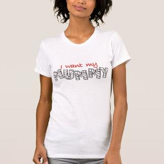 Ich will meine Mama T-Shirt