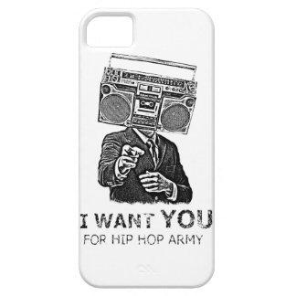 Ich will Sie für Angesagthopfenarmee iPhone 5 Hülle