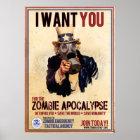 Ich will Sie - Zombie-Apokalypse - SUPERwert Poster