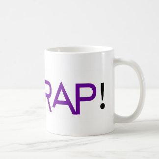 Ich will, um auszurangieren kaffeetasse