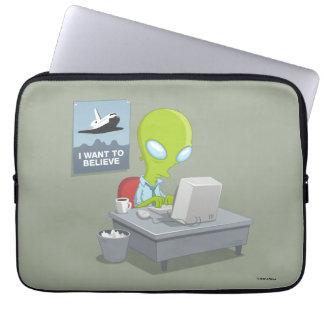 Ich will, um zu glauben laptopschutzhülle