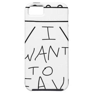 ich will, um zu verlassen schutzhülle fürs iPhone 5