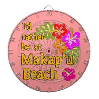 Ich würde eher an Makap'u Strand, Hawaii sein Dartscheiben