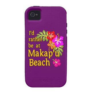 Ich würde eher an Makap'u Strand, Hawaii sein iPhone 4/4S Cover
