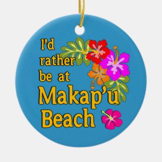 Ich würde eher an Makap'u Strand, Hawaii sein Ornamente