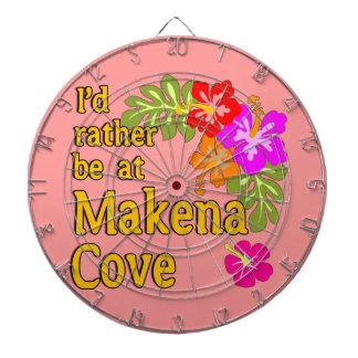 Ich würde eher an Makena Bucht Hawaii sein Dartscheiben