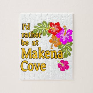 Ich würde eher an Makena Bucht Hawaii sein Puzzles