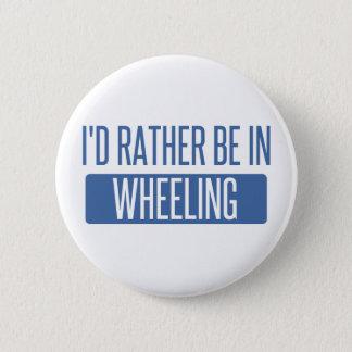 Ich würde eher beim Drehen sein Runder Button 5,7 Cm