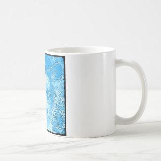 Ich würde eher blau sein kaffeetasse